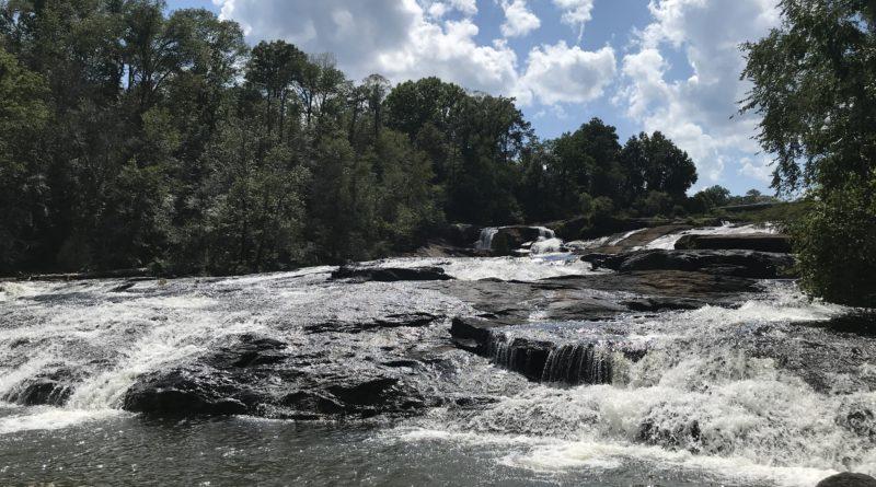 High Falls State Park in Georgia
